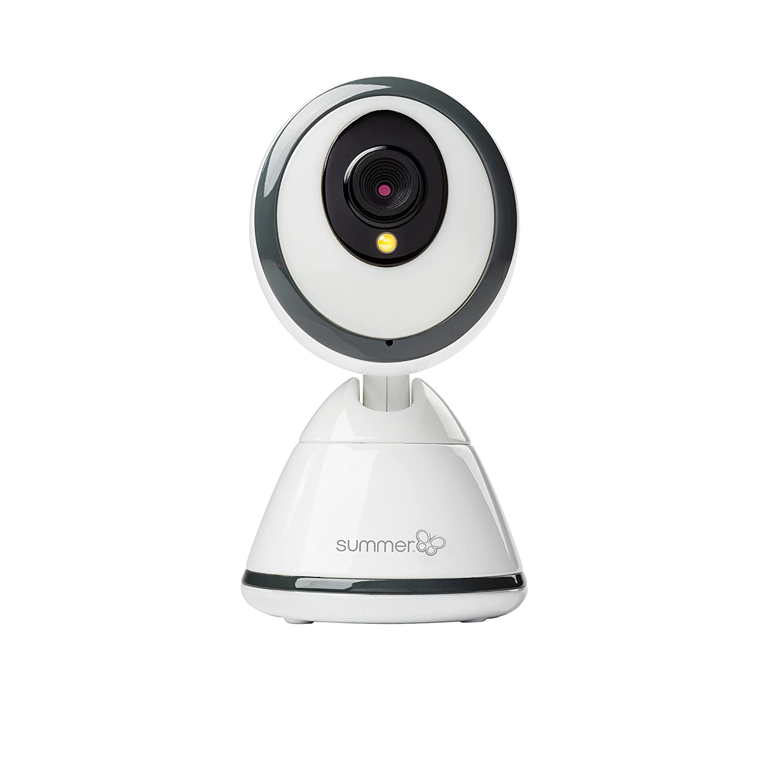 Summer Infant Baby Pixel Extra Video Camera, White, One Size Inc. 29970