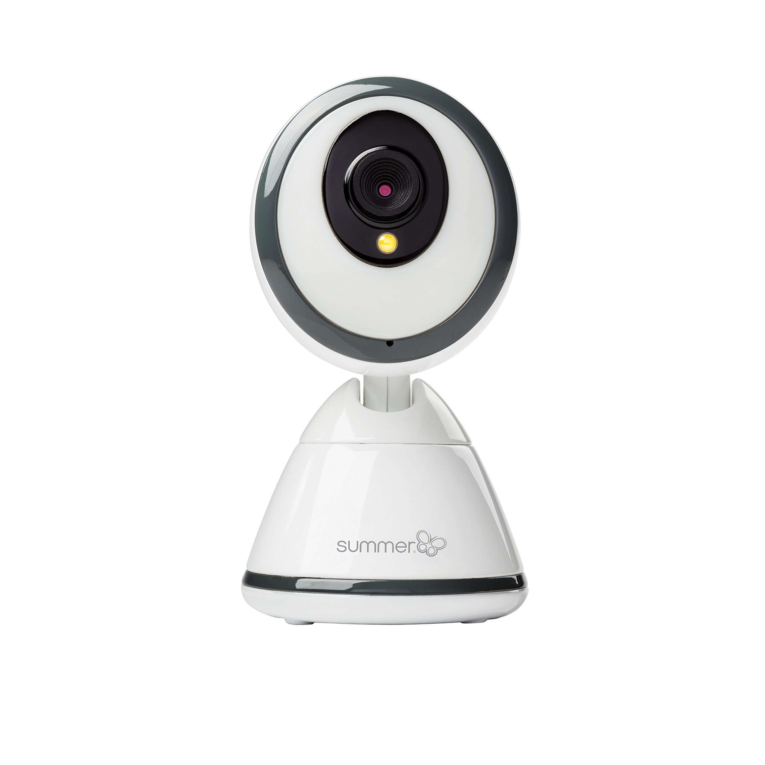 Summer Baby Pixel Extra Video Camera - Extra Baby Monitor Camera Allows Parents to Monitor Multiple Rooms and/or Children, Extra Video Baby Monitor is Perfect for Growing Families