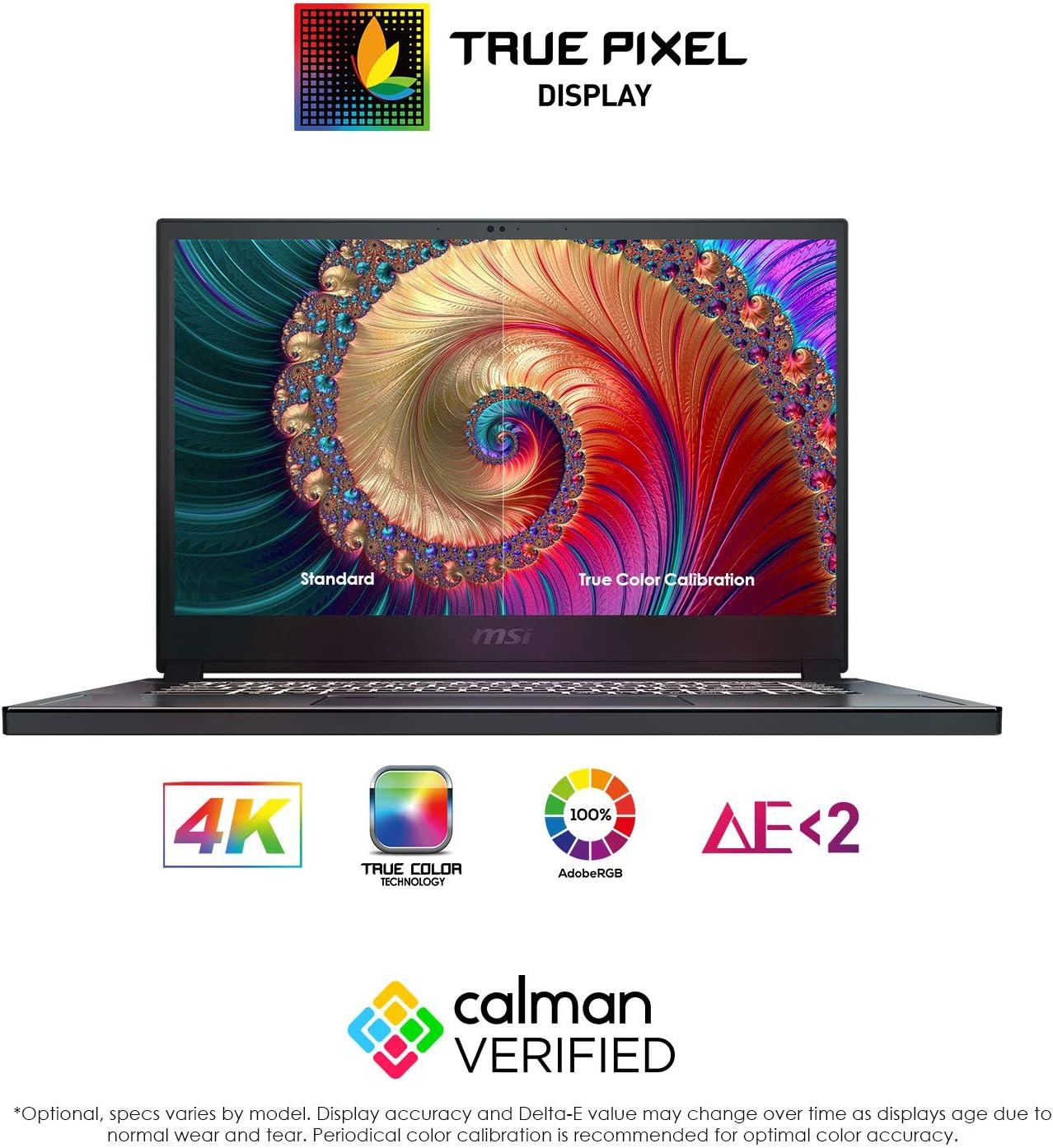 MSI Creator 15 Professional (A10SFS - 287) Laptop