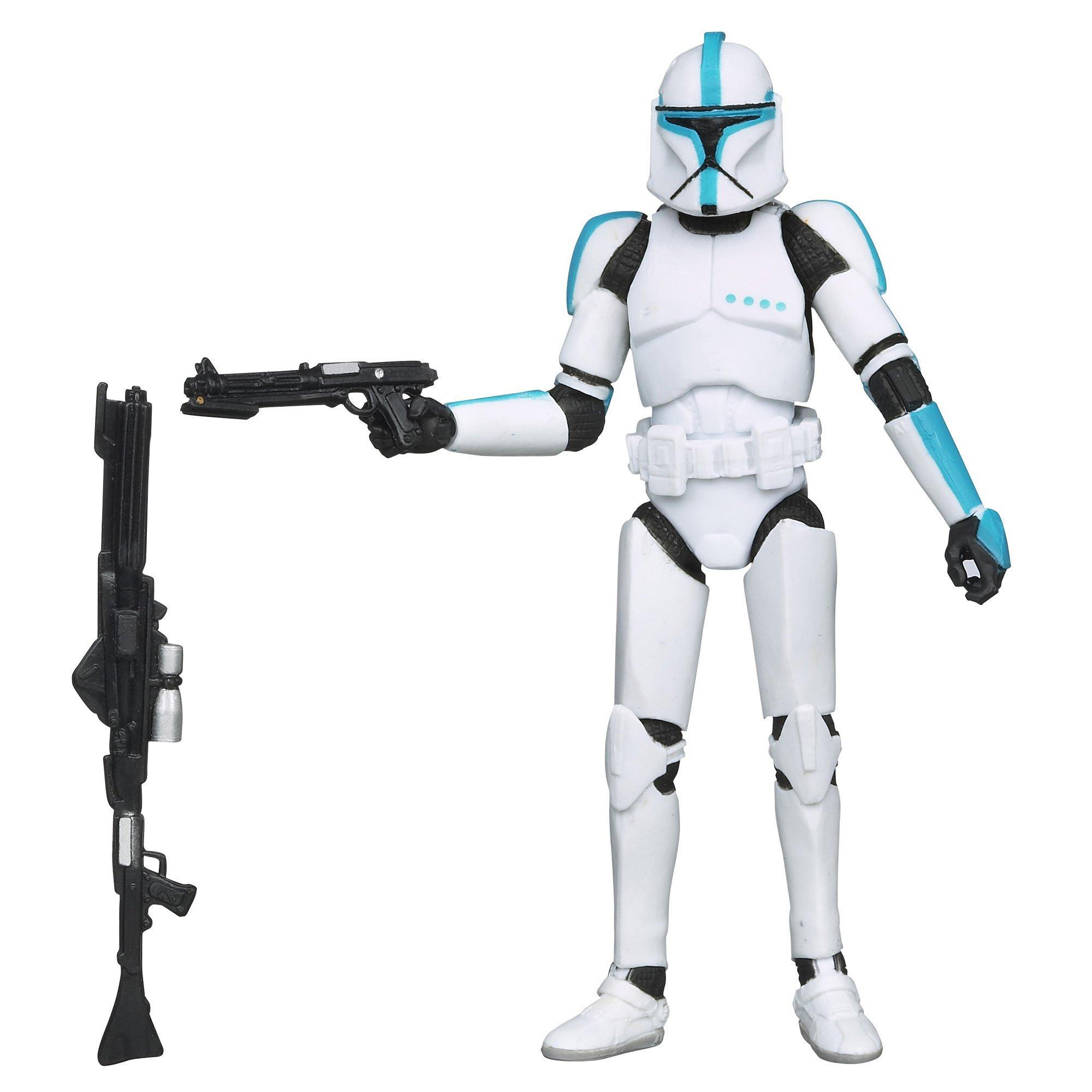 Star Wars: The Vintage Collection Action Figure VC109 Clone Trooper Lieutenant 3.75 Inch