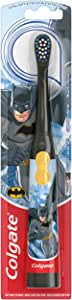 Read more about the article Colgate Kids Battery Powered Toothbrush, Batman, Extra Soft, 1 Count (Health and Beauty)