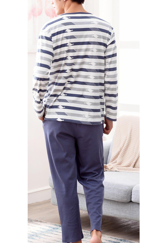 BYX SweetLeisure Big Boys Loose Cute Cotton Pajamas Leisure Wear 10-16 Years by BYX SweetLeisure (Image #4)