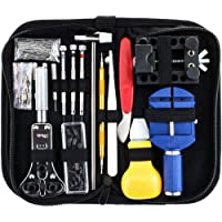 147Pcs Watch Repair Tool Kit Set Case Opener Link Spring Bar Remover Tweezer