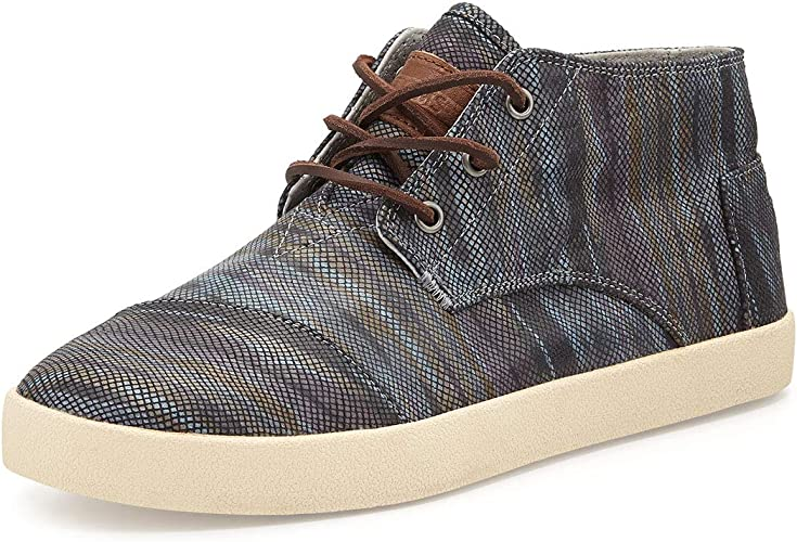 toms leather sneakers