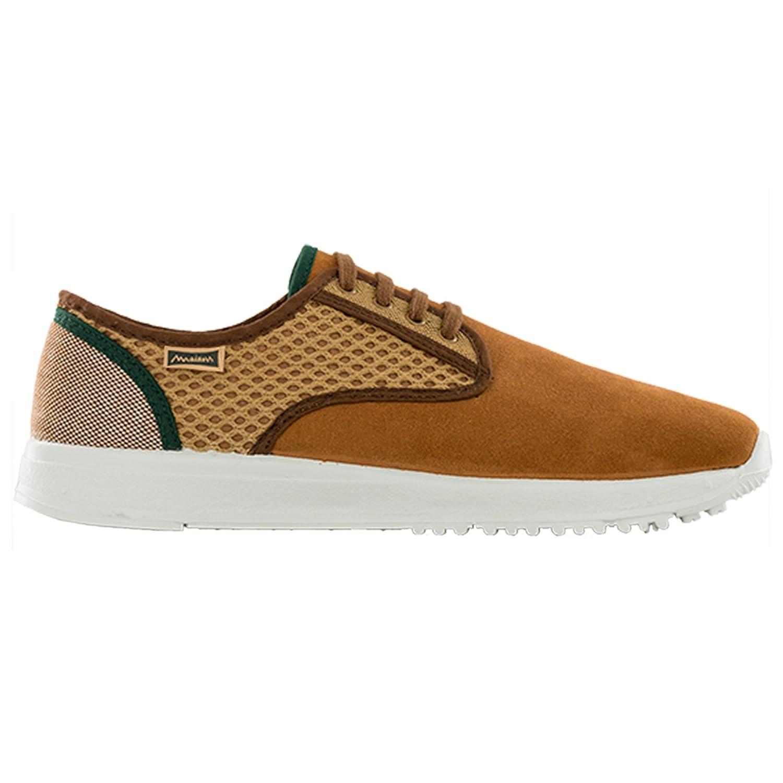 Maians Lässige Mode Schuhe für für für Männer. Hergestelltes Artesanel Turnschuhe Aus Wildleder und Baumwolle. bff70e