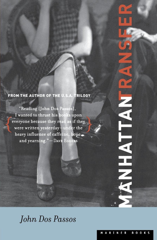 Manhattan Transfer: A Novel ebook
