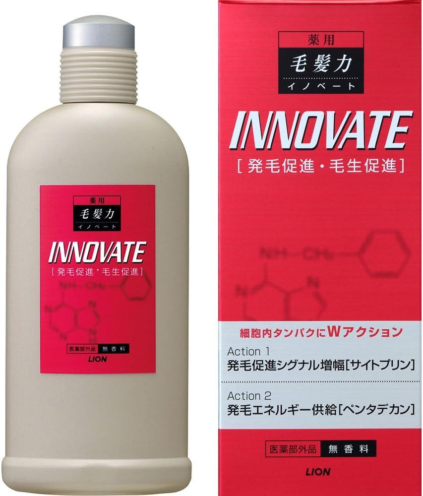 薬用毛髪力イノベート 育毛剤