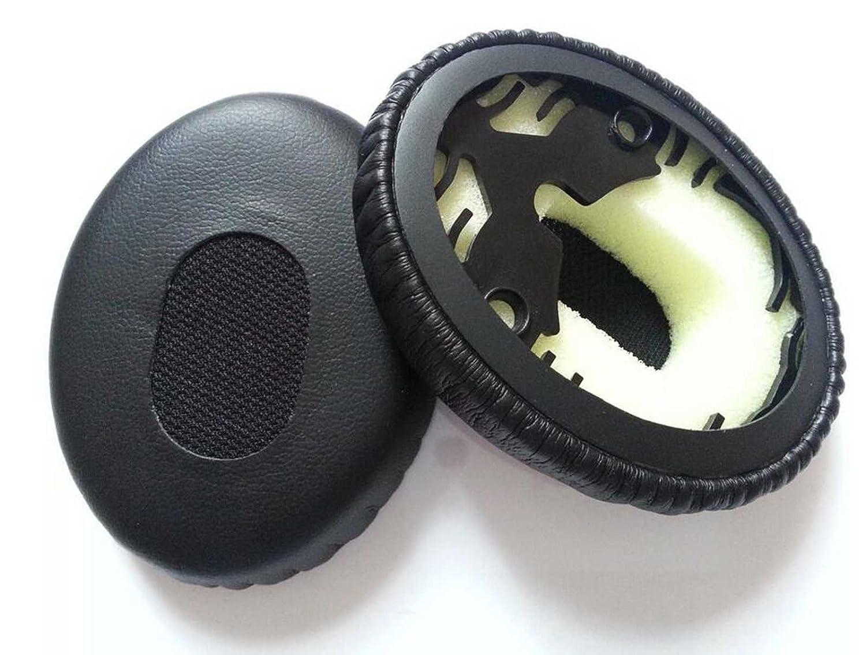 Miayaya de Remplacement Coussinets doreille Coussin en Mousse Coussinets pour Bose QuietComfort 3/QC3/OE//on-Ear Casque