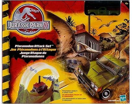 Jurassic Park III Pteranodon Attack Set