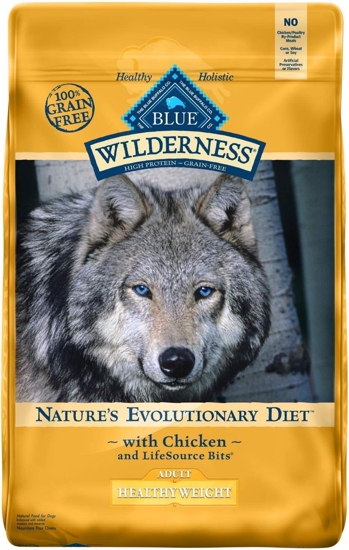 Blue Buffalo Wilderness Healthy Weight