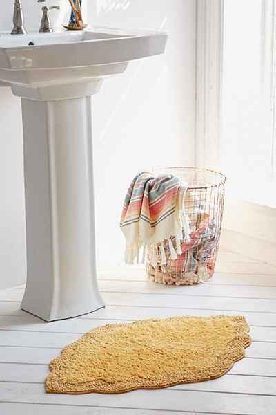 Magical Thinking Lotti Shaped Bath Mat - Urban Outfitters
