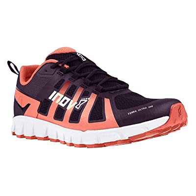 Inov-8 Womens Terraultra 260 | Minimalist Trail Running Shoe | Zero Drop | Perfect for Long Distance Ultra Running | Trail Running