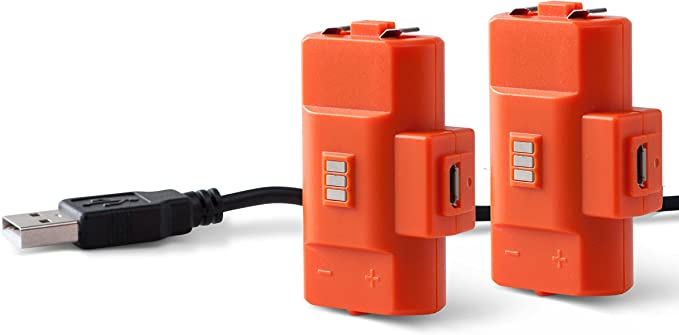 PowerA - Kit Carga Y Juega (Xbox One): Amazon.es: Videojuegos