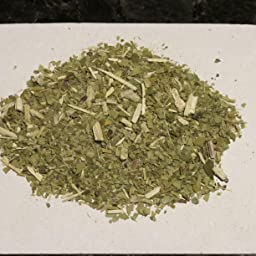 Amazon.com : La Rubia Organic Yerba Mate with Stems 1 kg ...