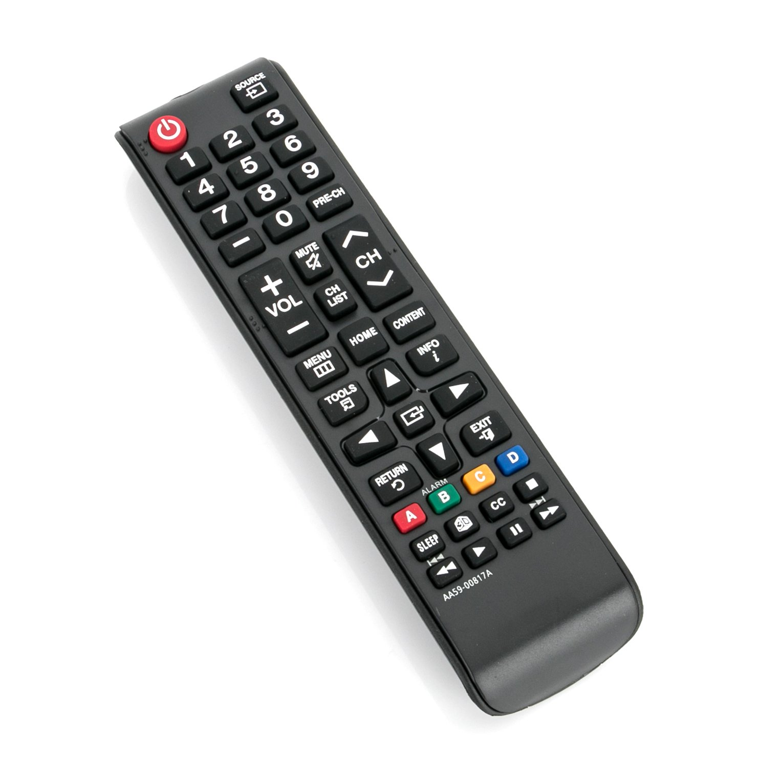New AA59-00817A Replace Remote Control fit for Samsung LCD TV HG24NE470 HG28NE473 HG32NE460S HG40NE478S HG43NE460S HG50NE478S HG55NE470 HG60NE477S HG65NE478