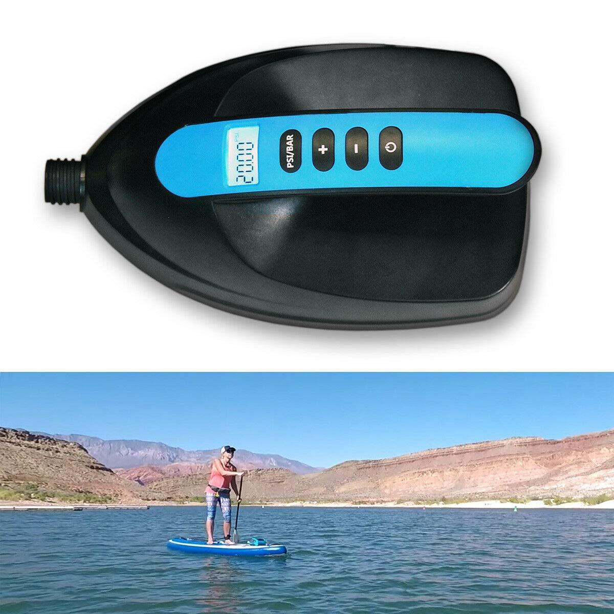 Amazon.com: Xxl-Vibrator 20PSI High12V Digital Air Pump Air ...