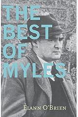 Best of Myles (John F. Byrne Irish Literature Series)