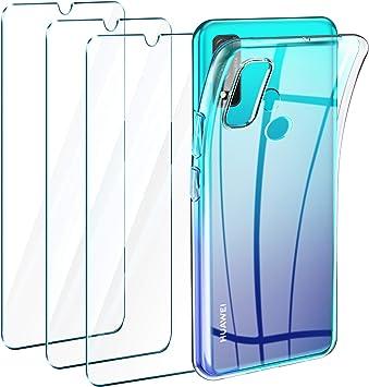 huawei p smart coque transparente