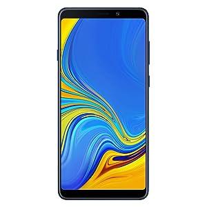 Samsung Galaxy A9 (Lemonade Blue, 6GB RAM, 128GB Storage)