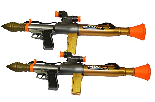 Nerf N-Strike Titan AS-V.1 & Hornet AS-6 Rocket
