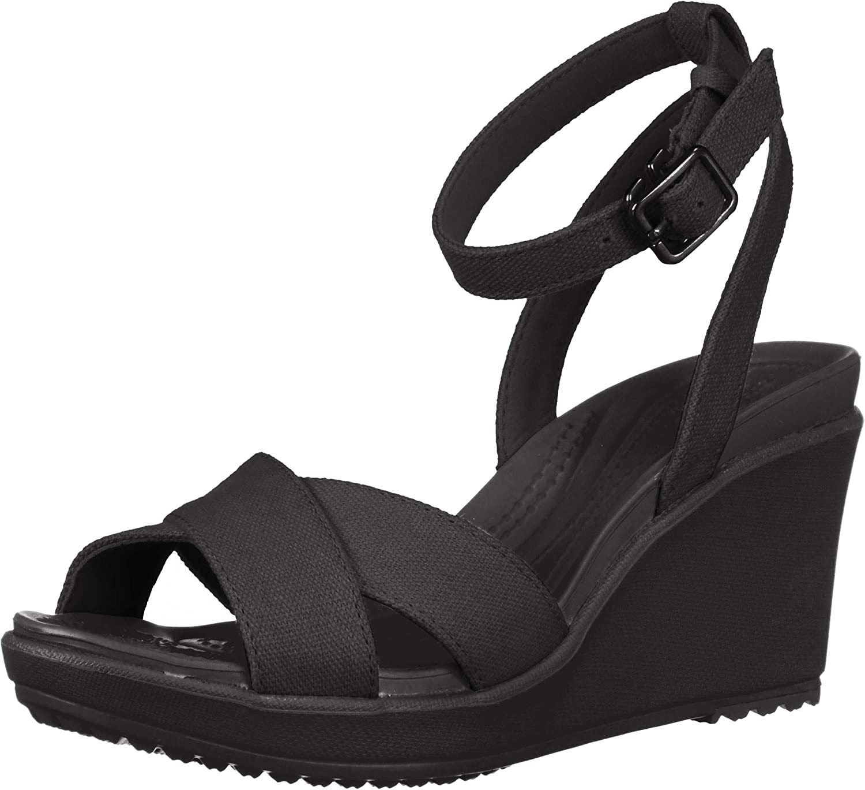 Ankle Strap Wedge Comfort Sandal