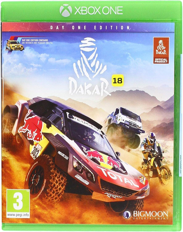 Dakar 18 - Day One Edition: Amazon.es: Videojuegos
