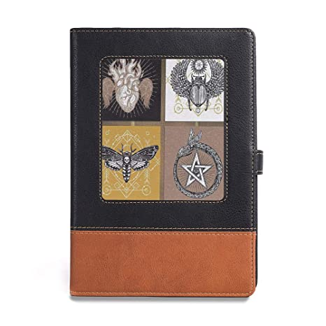 Amazon com : Durable Journal Writing Notebook, Occult Decor