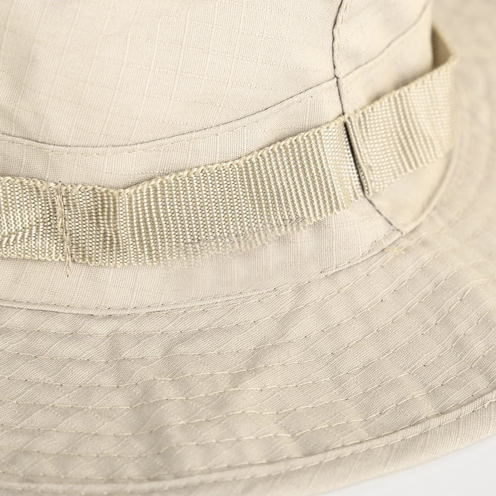 Leisial Sombrero Estampado De Camuflaje del Ej/ército de ala Ancha Borde Redondo Anti-UV Algod/ón Outdoor Acampada Senderismo Deporte al Aire Libre Gorra Monta/ña para Adulto Unisexo