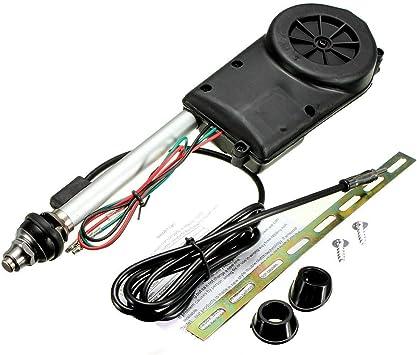 AUDEW Auto AM / FM Van Radio Antena Electrica de Coche Automatica Conversion Unit