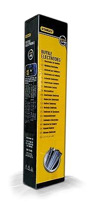 Stanley 460926 - Electrodos para soldadura (230 unidades)