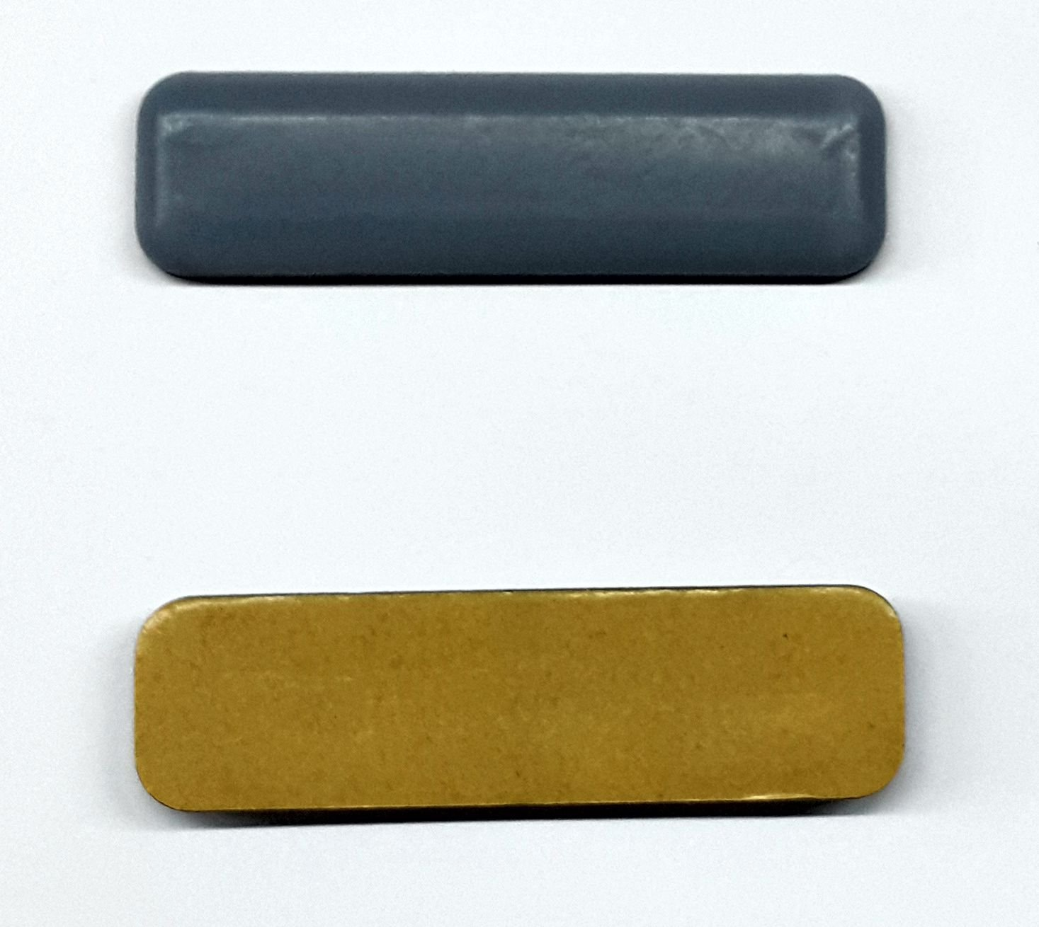4 Teflongleiter selbstklebend 15 x 75 mm Eckig PTFE-Gleiter Untersetzer Möbel