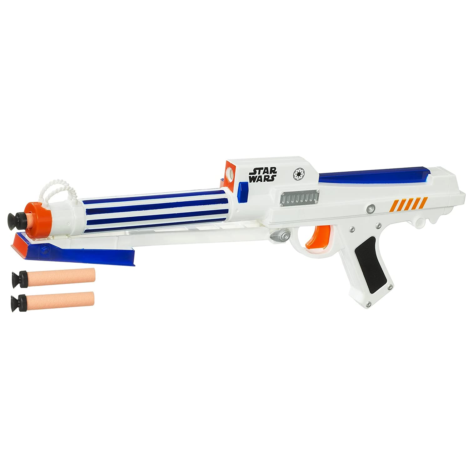 Amazon Star Wars Clone Wars Electronic Blaster Clone Trooper Toys & Games