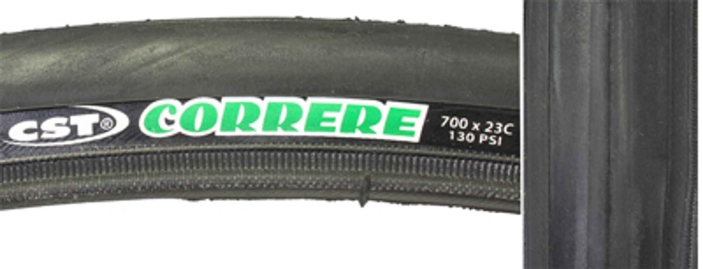 CST correre Draht Bead Tire, 700 cm x 23