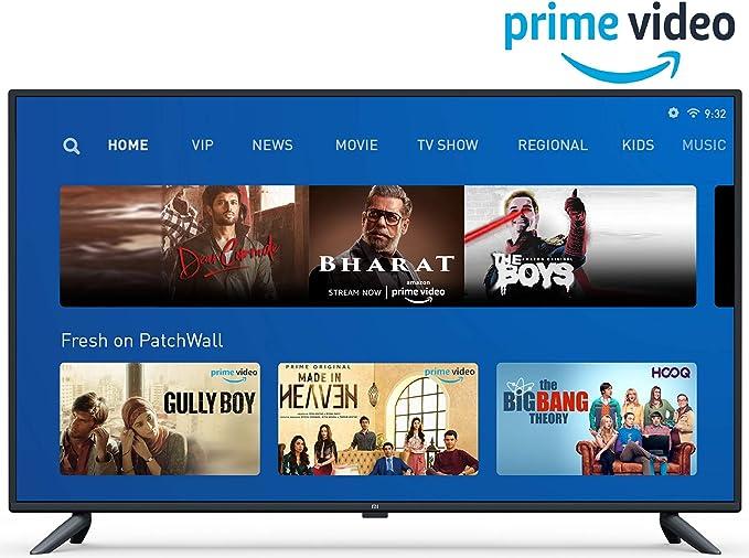 Mi LED TV 4X 125.7 cm  50  4K Ultra HD Android TV  Black  Smart Televisions