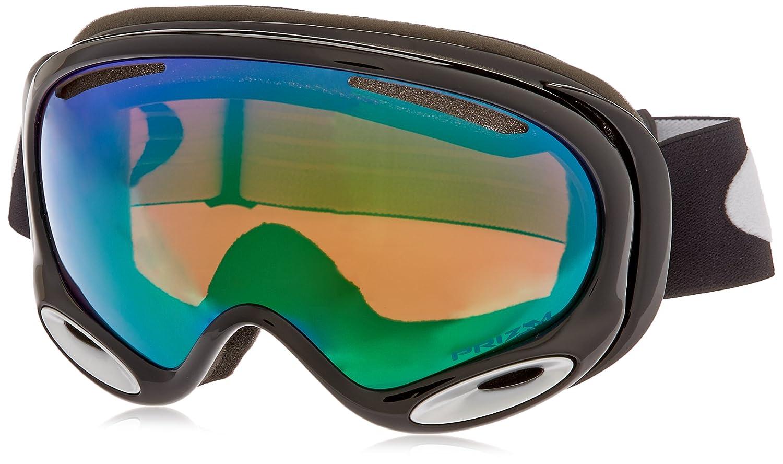 Oakley Skibrille A Frame 2.0, Jet Black, One Size, OO7044-01