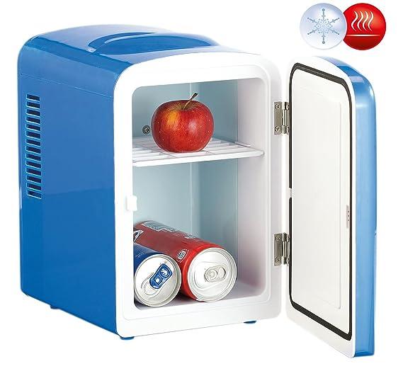 Rosenstein Sohne Mini Refrigerateur 2 En 1 Avec Prise 12 230 V