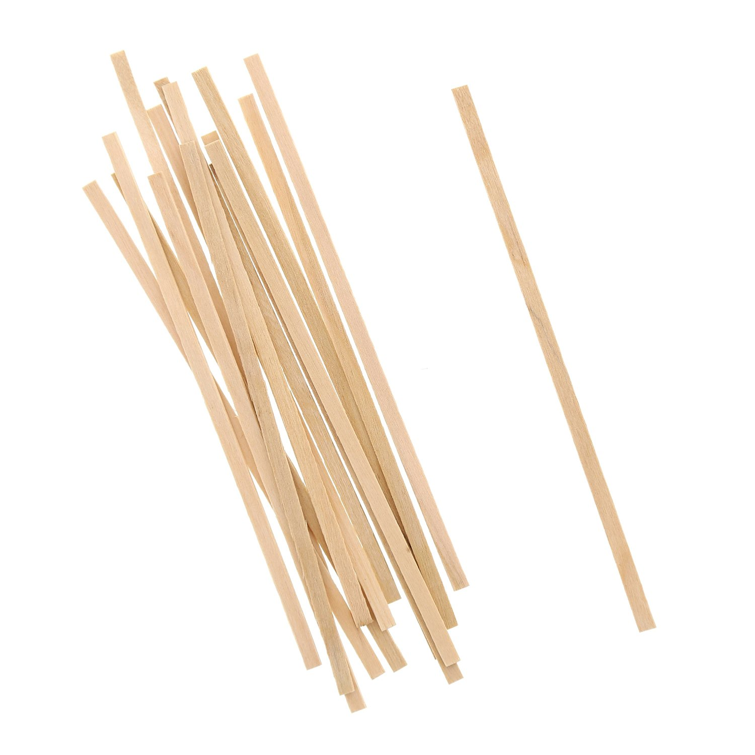 Royal 1000 Count Wood Coffee Beverage Stirrers, 5.5'' by Royal (Image #3)