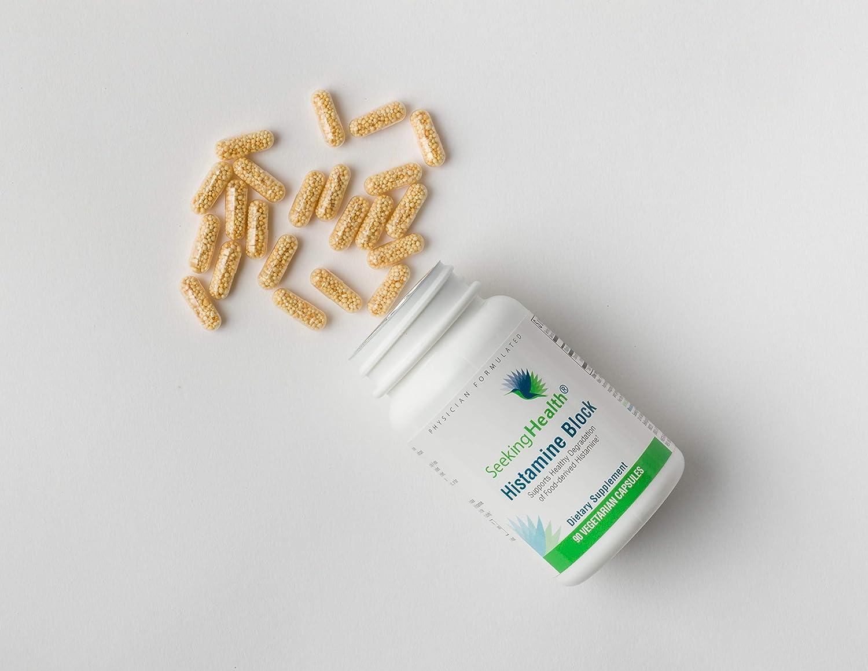 Amazon.com: Buscando Salud | Bloque de Histamina | Enzima ...