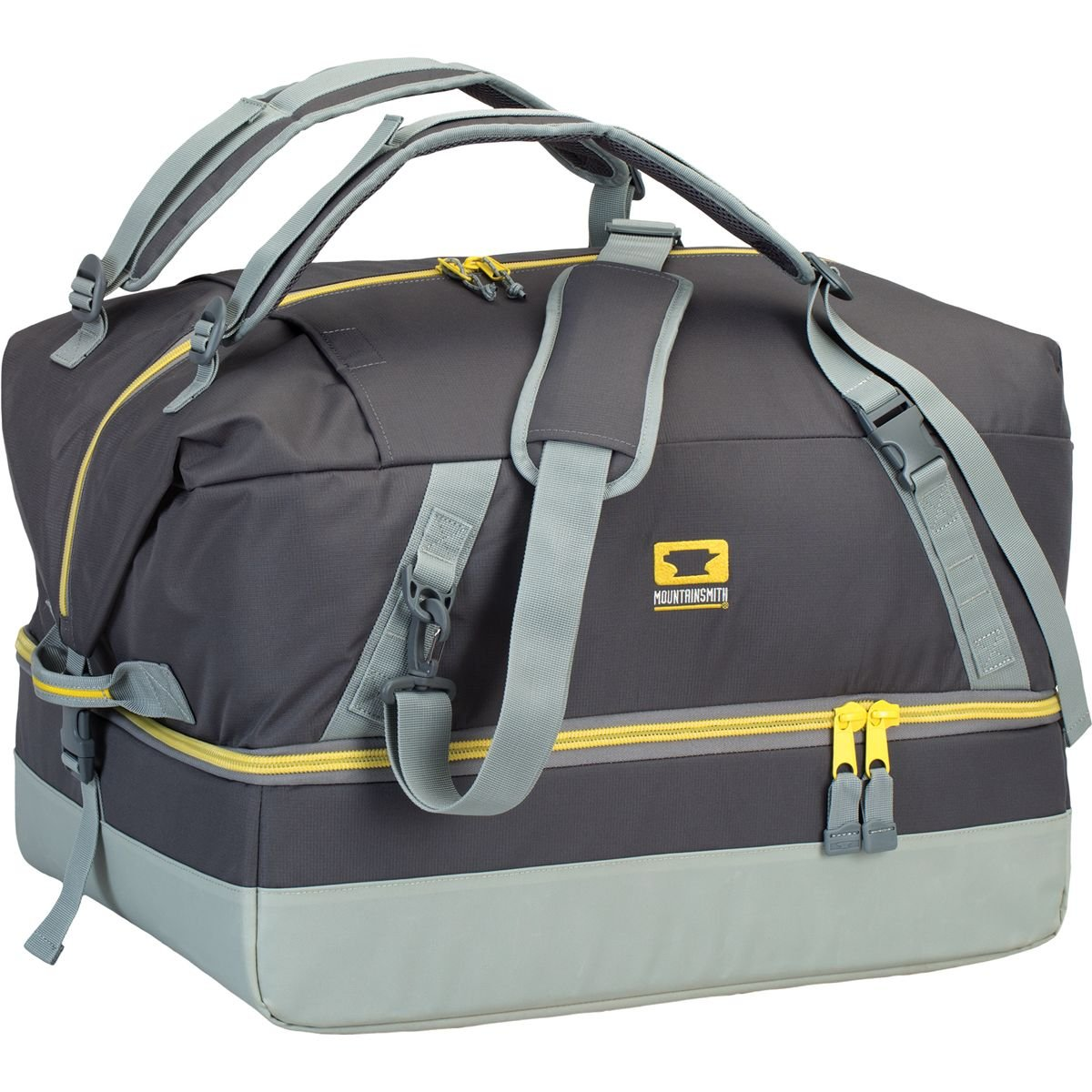 Mountainsmith Dump Trunk Hauler Duffel Bag, Ice Grey, One Size by Mountainsmith