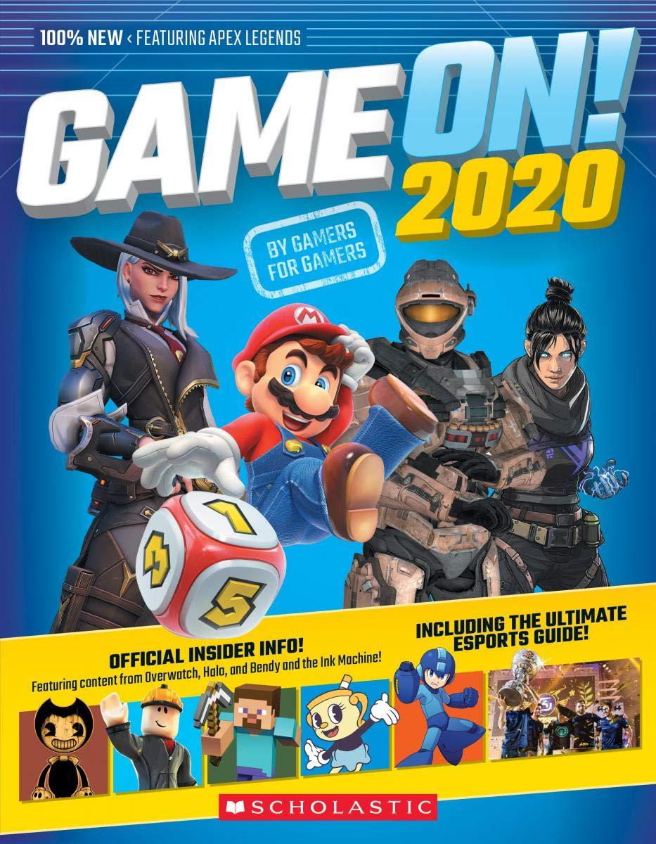 Games In 2020.Game On 2020 Scholastic 9781338575699 Amazon Com Books