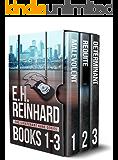 Lieutenant Kane Thrillers Books 1-3