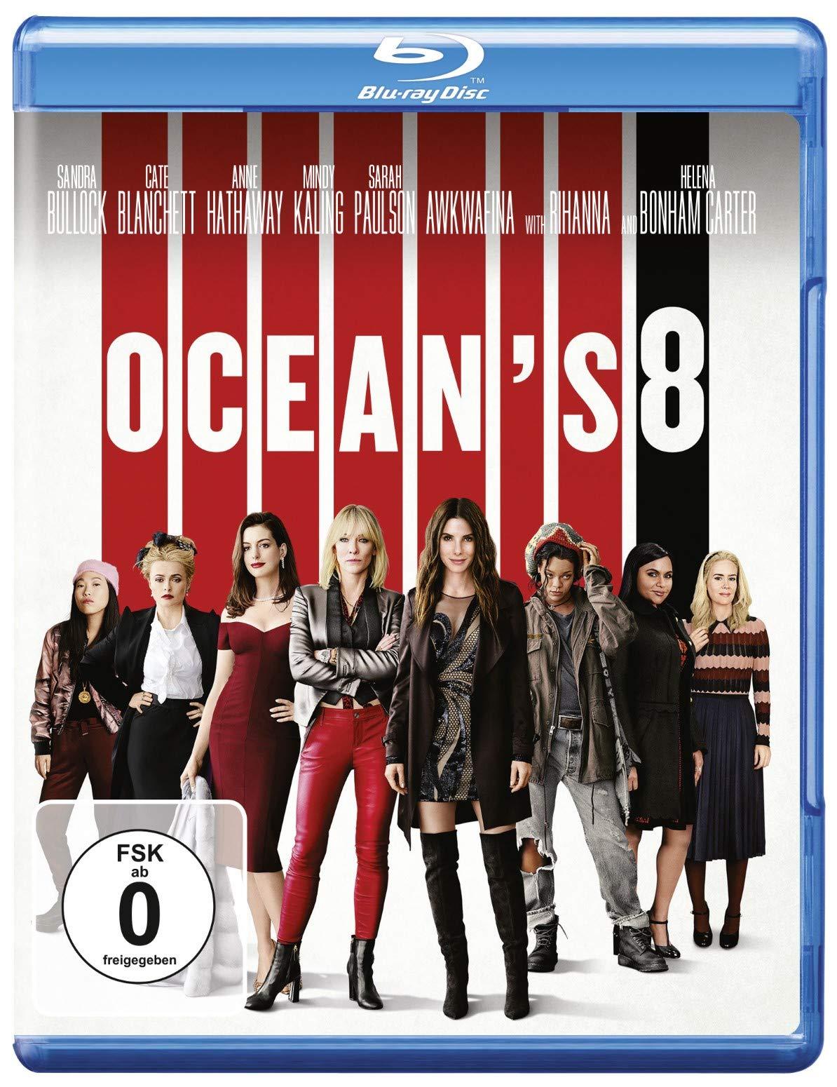 8 подруг Оушена / Ocean's Eight