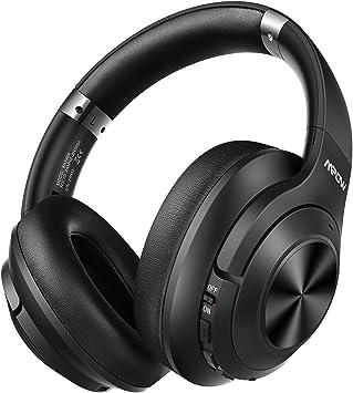 Mpow H21 Auriculares con Cancelación de Ruido Bluetooth 5.0, 65 ...