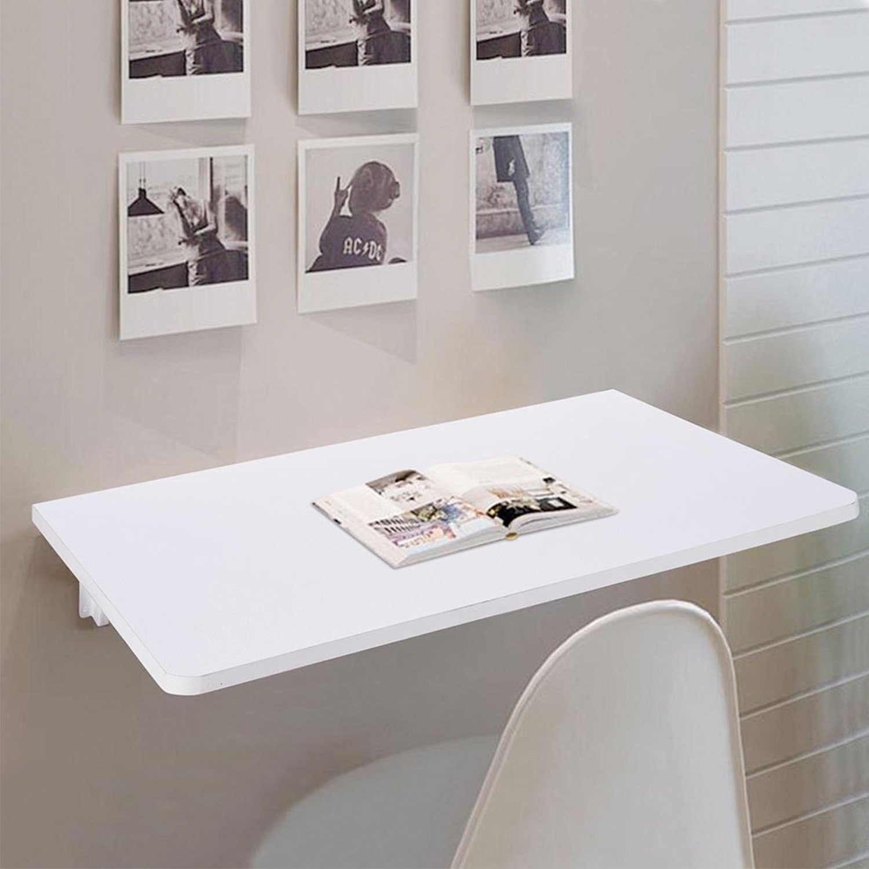 Amazon.com: KOVAL Inc. Oficina en casa mesa plegable para ...