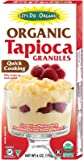 Let's Do...Organic Organic Tapioca Granules, 6-Ounce Boxes (Pack of 6)