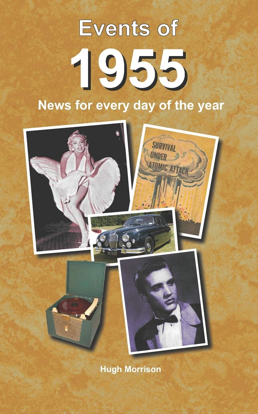 Events of 1955: news for every day of the year: Morrison, Hugh ...