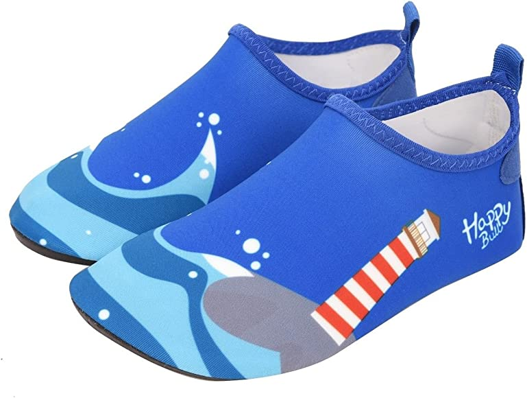 Playshoes Girls Dots Collection Rubber Aqua Swim//Beach Sock Shoes