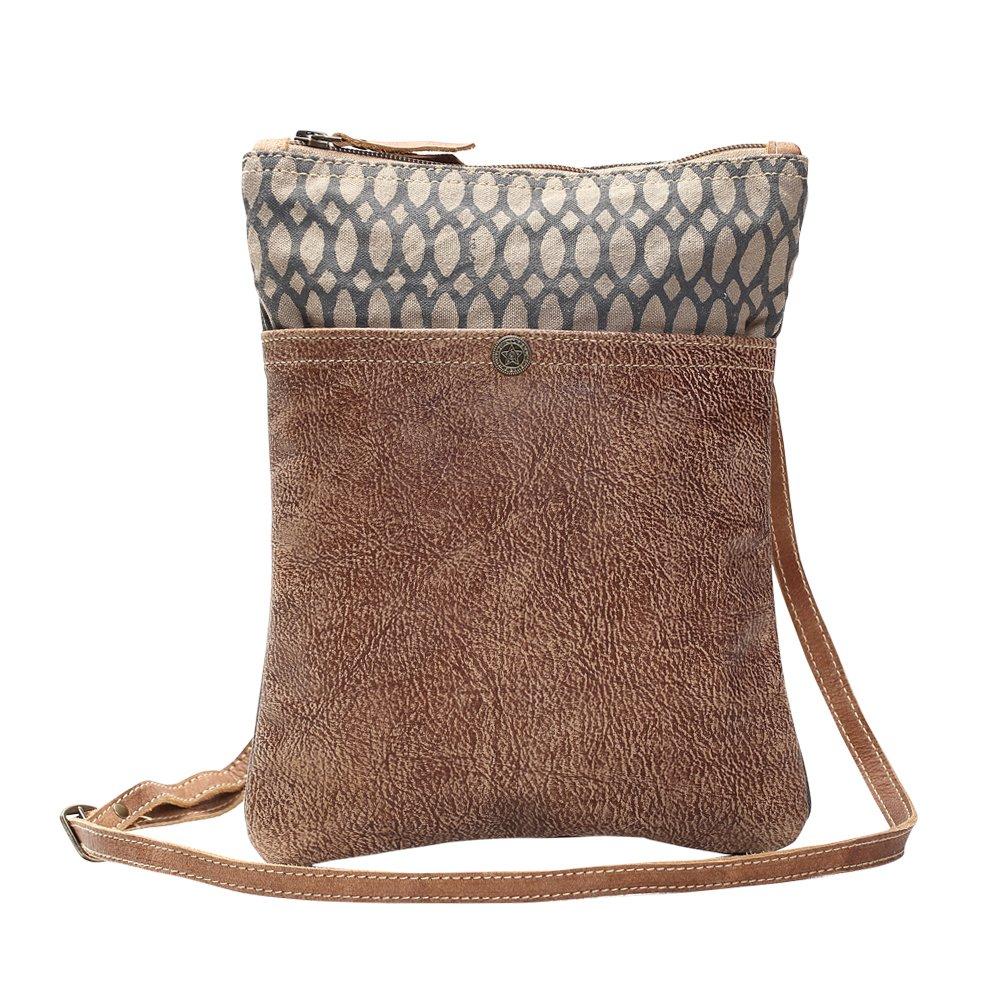 Myra Bag レディース MY-S-1152 US サイズ: One Size カラー: ブラウン B07DQR5FY1