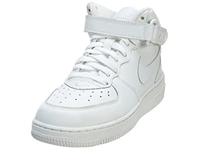 db1233ff8fc0 Nike Little Kids Air Force 1 Mid White