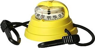 Suunto Orca Pioneer Boussole pour Kayak Mixte Adulte, Jaune SS015904000
